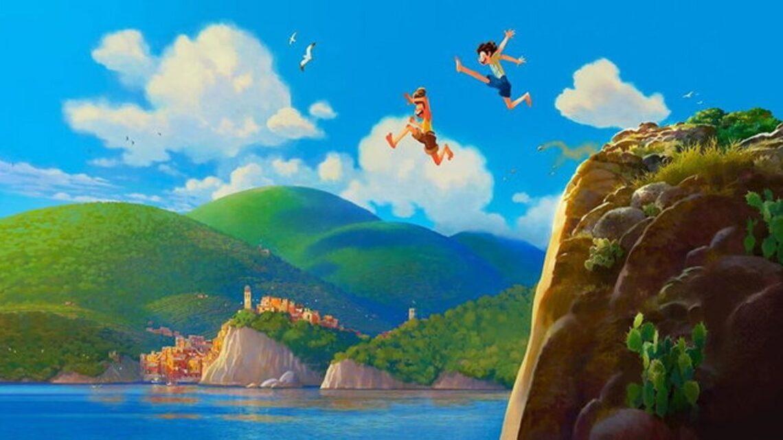 Luca, il nuovo film Pixar, è ambientato in Italia! Ecco perché