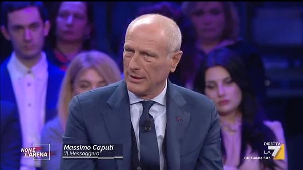 Chi è Massimo Caputi, curiosità e biografia del giornalista, partner storico di Giacomo Bulgarelli
