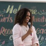 Michelle Obama parte su Spotify con un'intervista a... Barack, il marito!