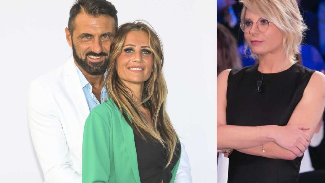 """Sossio Aruta, nozze con Ursula: """"Sarò sempre grato a Maria De Filippi, vorrei che fosse la mia testimone"""""""