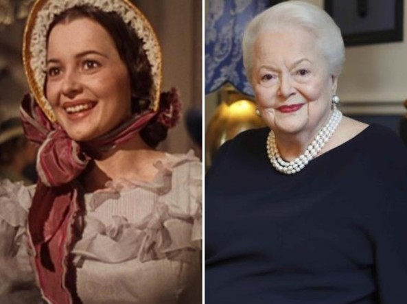 Muore a 104 anni Olivia de Havilland, due volte premio Oscar e attrice in Via Col Vento