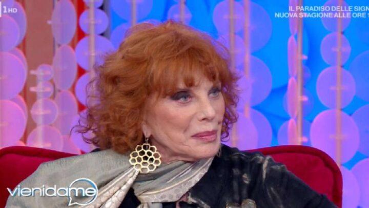 Chi è Simona Marchini, attrice e conduttrice televisiva capitolina?