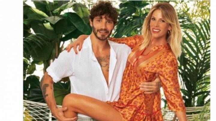 Stefano De Martino e Alessia Marcuzzi, un feeling che sarebbe nato ai tempi dell'Isola dei famosi