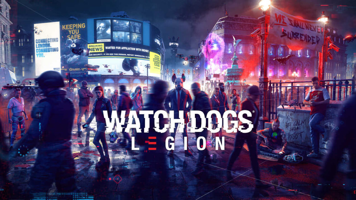 Watch Dogs Legion, immagini del gameplay trapelate da un leak