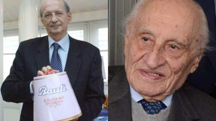 Morti Alberto Bauli e Stefano Pernigotti: lutto nell'industria dolciaria italiana