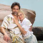 Antonella Elia e Pietro Delle Piane pizzicati di nuovo insieme: la riconciliazione sembra vicina
