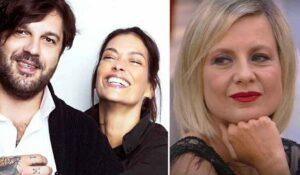 """Il marito di Fernanda Lessa attacca Antonella Elia: """"Sarà l'opinionista del Grande Fratello Vip, che disgusto"""""""