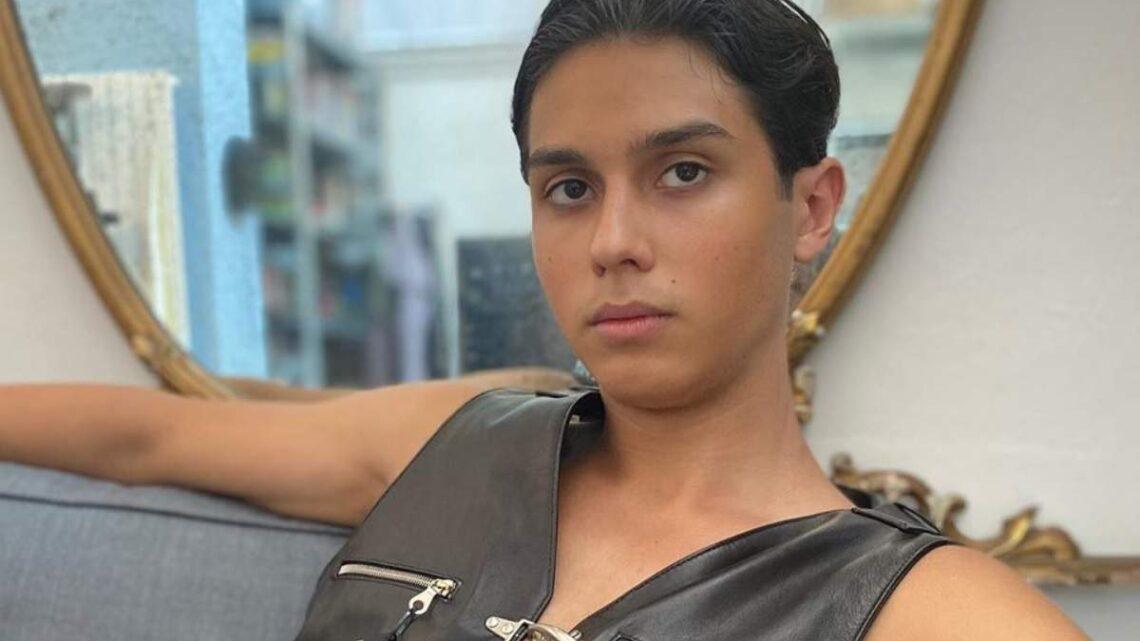 Chi è Carlos Maria Corona, il figlio di Fabrizio Corona e Nina Moric?