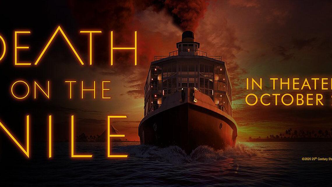 'Death on the Nile' (2020), arriva il nuovo Poirot di Kenneth Branagh