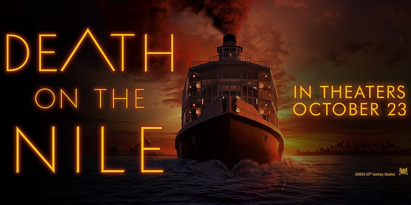 'Death on the NIle', a Ottobre ritorna Poirot