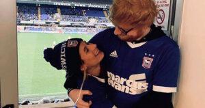 Ed Sheeran presto papà, la moglie Cherry partorirà quest'estate