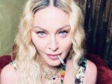 Madonna e il compleanno a base di spinelli e marijuana