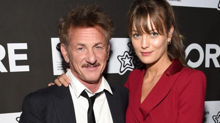 Sean Penn si (ri)sposa a 60 anni con Leila George