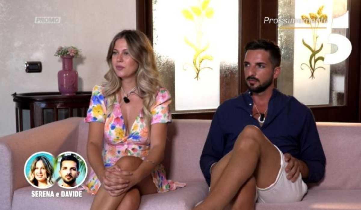 Temptation Island Nip, Serena e Davide