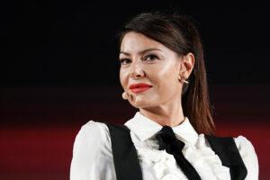 Ilaria D'Amico dice addio al calcio e vorrebbe condurre una tramissione d'attualità