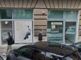Streetview delle Poste di Piazza Dante a Roma
