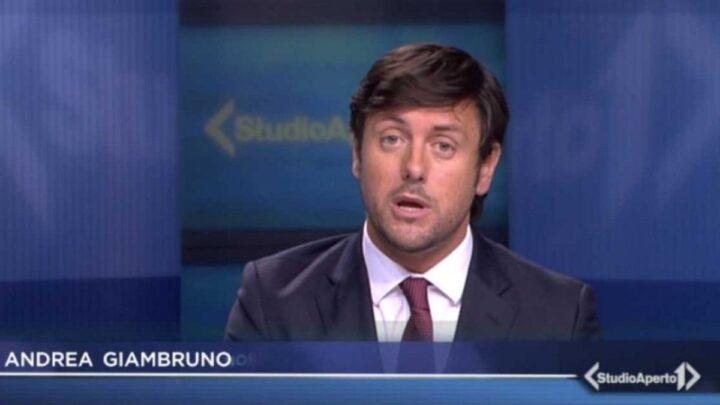 Chi è Andrea Giambruno, il nuovo conduttore di Studio Aperto?