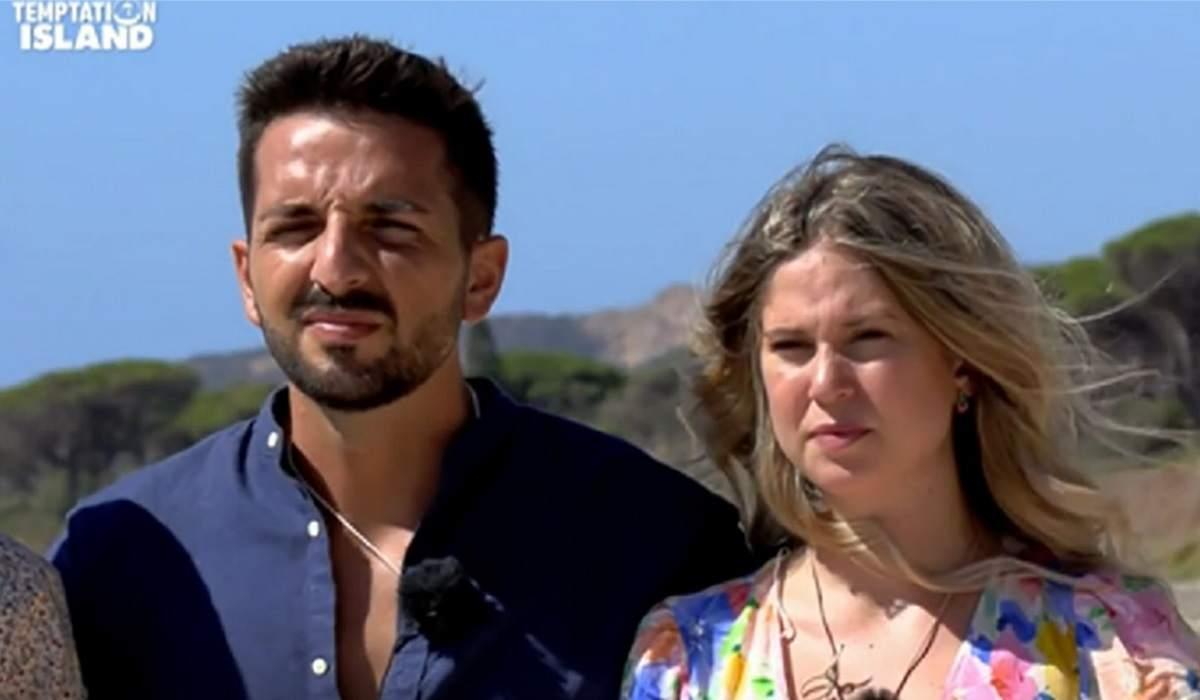 Davide e Serena, Temptation Island