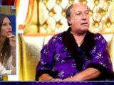 Fulvio abbate critica Elisabetta Gregoraci