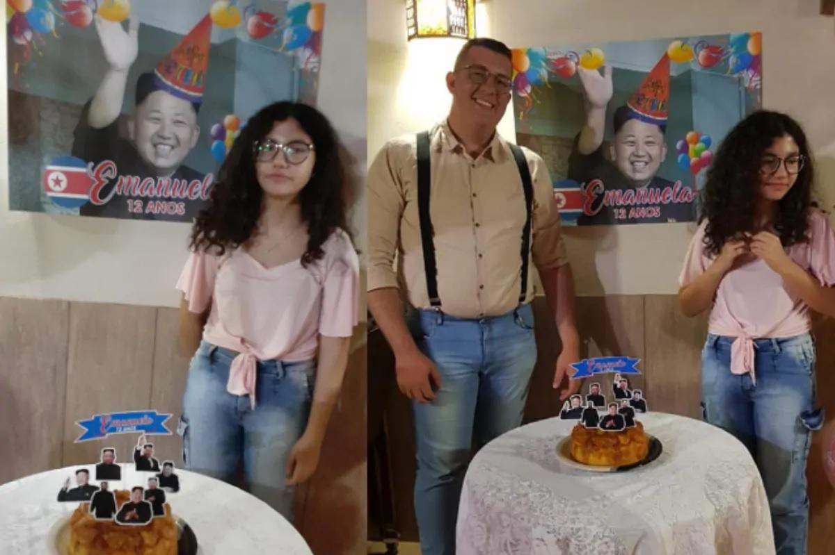 Kim Jong-un protagonista di un compleanno; ma si tratta di un malinteso