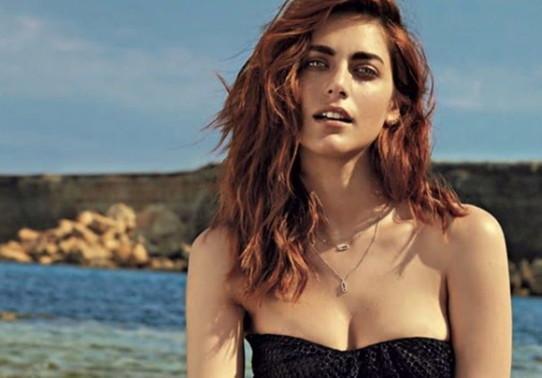 Miriam Leone: cicogna in arrivo per l'ex Miss Italia?