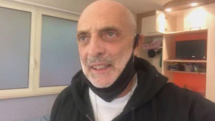 """Paolo Brosio conferma che entrerà al GF Vip, poi svela: """"Ho rischiato di entrare positivo nella casa"""""""