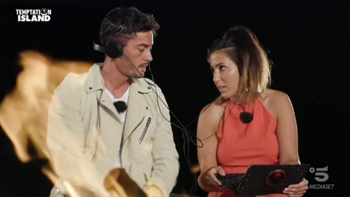 Temptation Island Nip, Amedeo confessa di aver tradito Sofia: lei lo perdona ed escono insieme dal programma