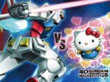 Quando Gundam incontra Hello Kitty: il modellino crossover