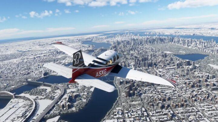 Microsoft Flight Simulator, un viaggio lungo 40 anni – VIDEO