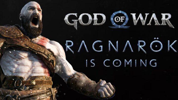 PlayStation 5: il sequel di God of War arriverà il prossimo anno