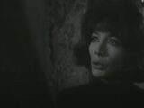 Juliette Greco in una scena di Belfagor