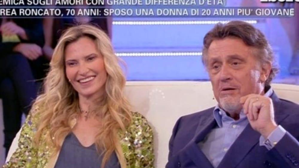 Chi è Nicole Moscariello, seconda moglie di Andrea Roncato e madre di Giulia Elettra Gorietti