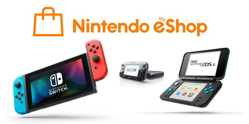 Nintendo, da oggi è possibile annullare il preordine dei giochi Switch digitali