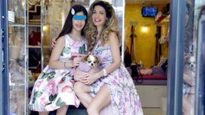 La figlia di Maria Monsé, Perla, è rifatta? L'accusa alla showgirl