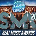 Come funziona il Seat Music Awards 2020: presentatori e scaletta