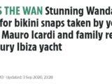 That's the wan, il titolo del Sun
