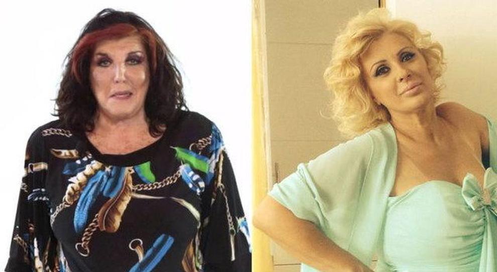 La contessa De Blanck e Tina Cipollari, la loro antipatia reciproca è nata in un reality
