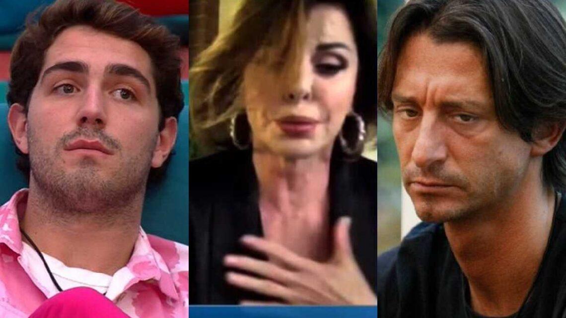 """Alba Parietti attacca Zorzi, Oppini si dissocia: """"Mi sento in imbarazzo"""""""