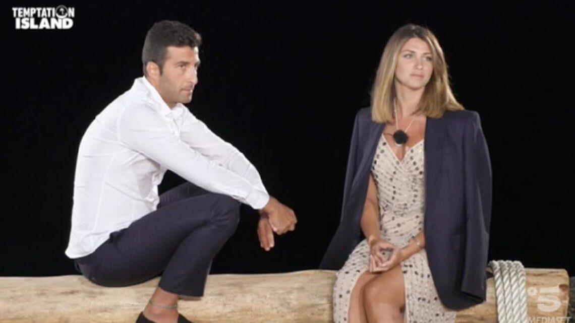 Temptation Island Nip, Gennaro chiede un altro falò con Anna: lei lascia il reality da sola