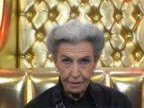 Barbara Alberti nel confessionale