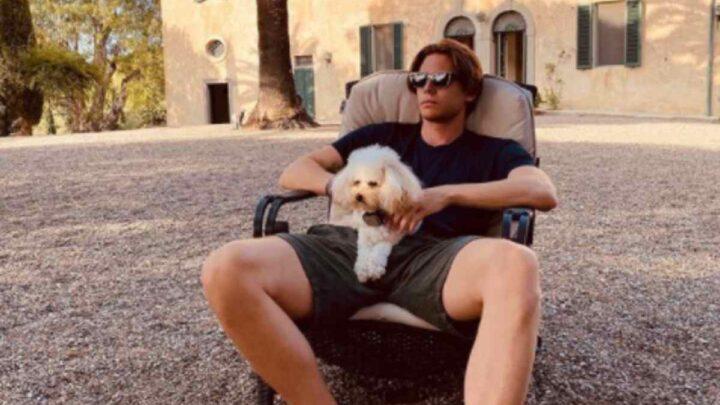 Chi è Carlo Gussalli Beretta, nuovo fidanzato di Giulia De Lellis ed ex amico di Damante?