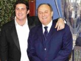 Edoardo Scotti e Gerry Scotti