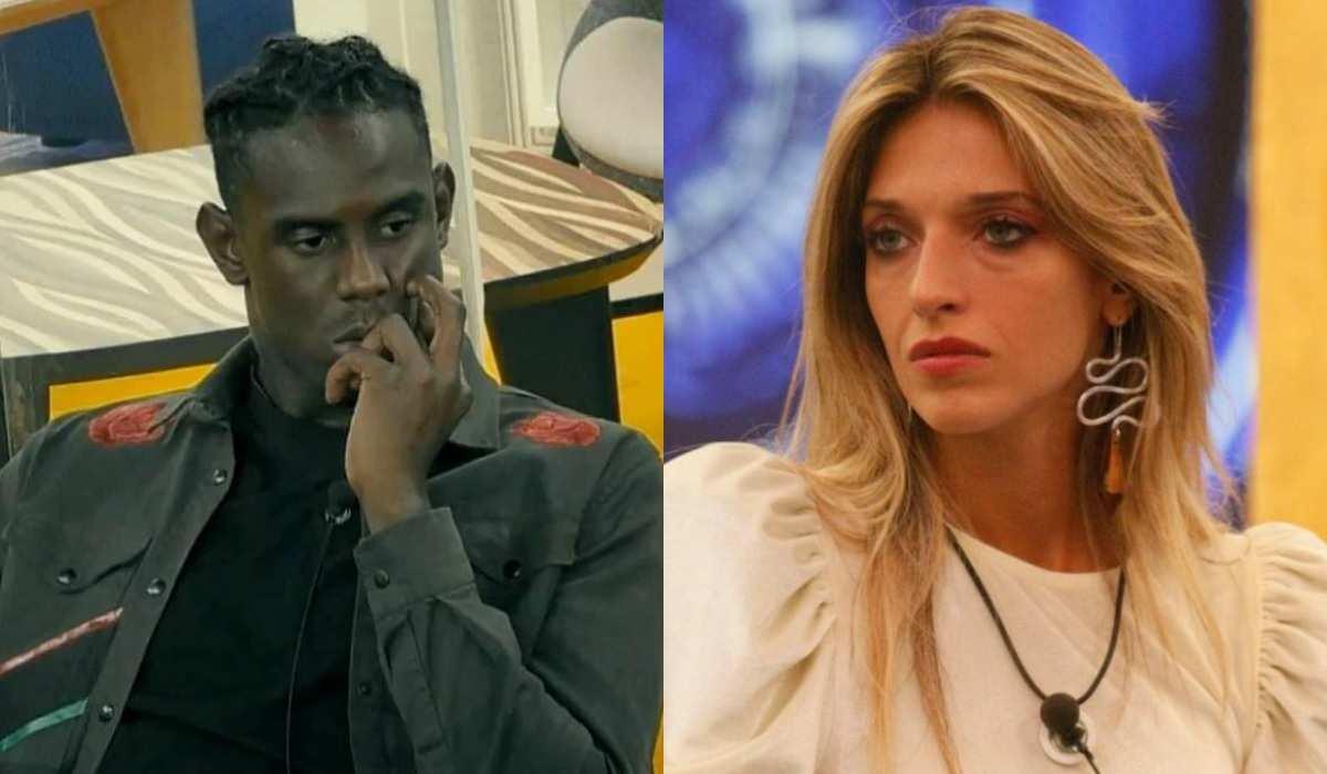 Enock Barwuah e Guenda Gorio scontro