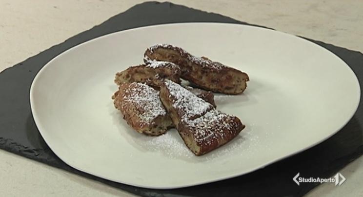 Cotto e Mangiato ricetta 23 ottobre 2020: frittata di banane