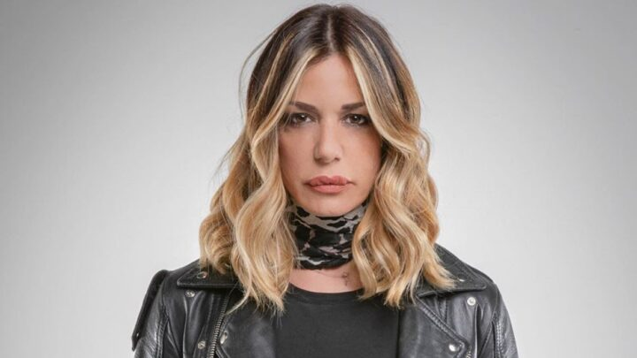 """Alessia Fabiani risponde al figlio di Alba Parietti Francesco Oppini: """"Non mi ha lasciato lui"""""""