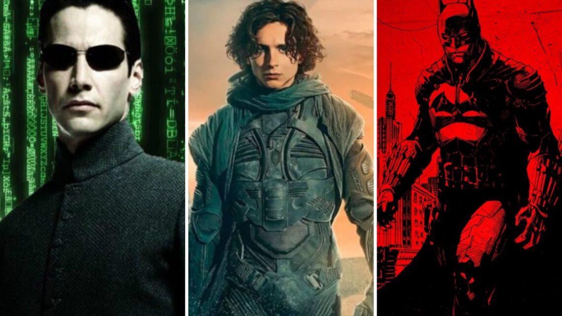 Cinema: The Batman posticipato, The Matrix 4 anticipato al prossimo anno
