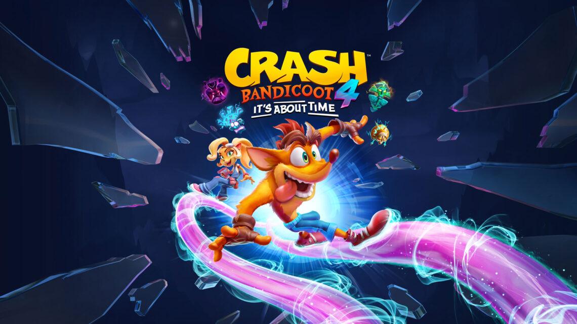 Crash Bandicoot 4: It's About Time, il ritorno nostalgico degli anni '90