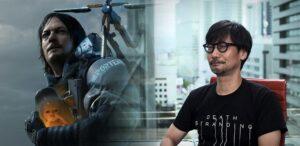 Hideo Kojima in un