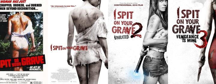 I spit on your grave, la vera trilogia della vendetta: trama e curiosità