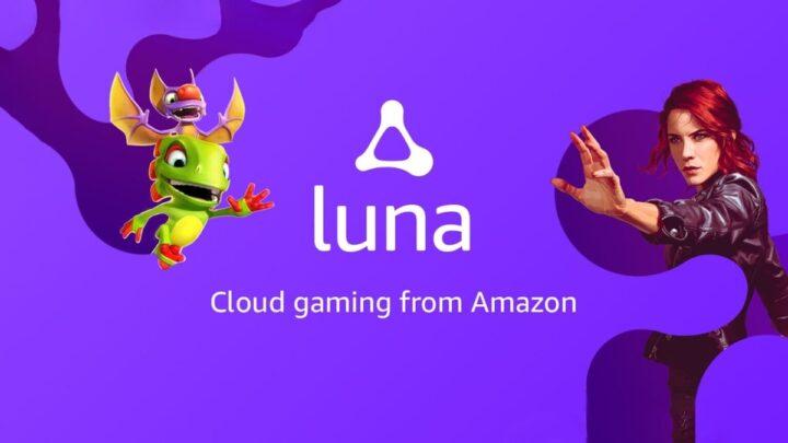 Amazon Luna, il servizio di cloud streaming è finalmente in early access